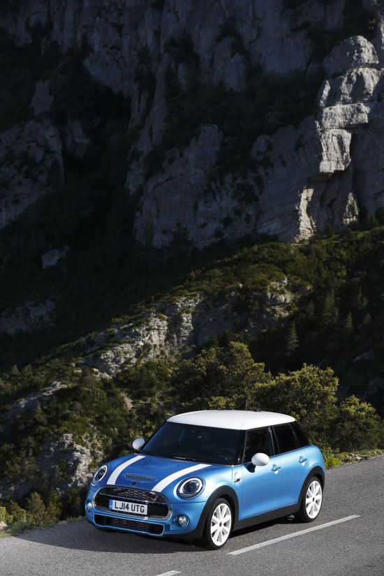 MINI 5-door Hatchback