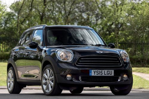 Mini Countryman Cooper-D all4 business