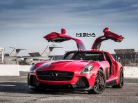 2015 MISHA Mercedes-Benz SLS AMG , 2 of 17