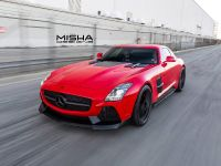 2015 MISHA Mercedes-Benz SLS AMG , 4 of 17