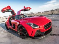 2015 MISHA Mercedes-Benz SLS AMG , 6 of 17