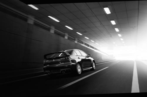 Mitsubishi Lancer Evolution GSR – фотографии автомобиля