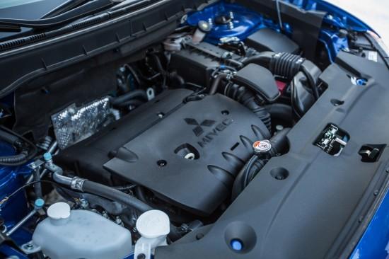 Mitsubishi Outlander Sport GT