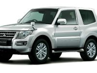 2015 Mitsubishi Pajero Facelift, 1 of 29