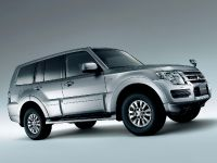 2015 Mitsubishi Pajero Facelift, 5 of 29