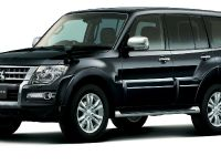 2015 Mitsubishi Pajero Facelift, 6 of 29
