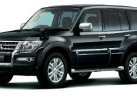 2015 Mitsubishi Pajero Facelift, 8 of 29