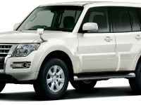 2015 Mitsubishi Pajero Facelift, 9 of 29