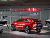 2015 Mitsubishi XR-PHEV II Concept, 15 of 35