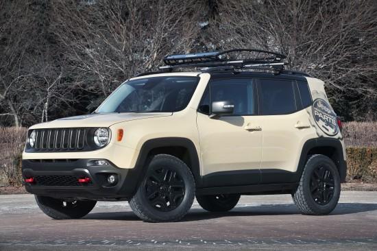 Moab Easter Jeep Safari Concepts
