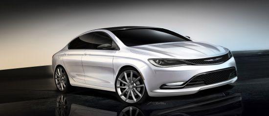 Mopar Chrysler 200