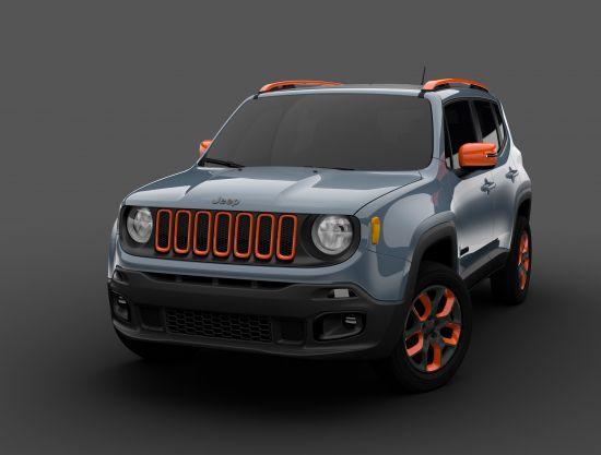 Mopar Jeep Renegade Limited