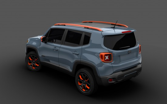 Mopar Jeep Renegade Limited