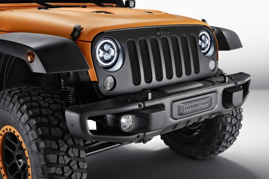 Mopar Jeep Wrangler Rubicon Sunriser