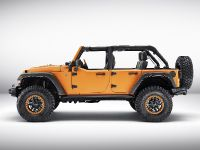 2015 Mopar Jeep Wrangler Rubicon Sunriser , 2 of 6
