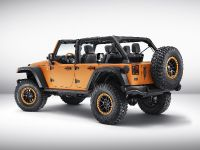2015 Mopar Jeep Wrangler Rubicon Sunriser , 3 of 6