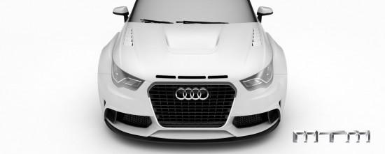 MTM Audi A1 Quattro Nardo Edition