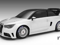 2015 MTM Audi A1 Quattro Nardo Edition, 2 of 10