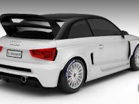 2015 MTM Audi A1 Quattro Nardo Edition, 3 of 10