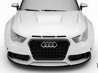 2015 MTM Audi A1 Quattro Nardo Edition, 5 of 10