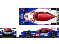 2015 Nissan GT-R LM NISMO No21, 4 of 4