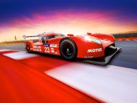 2015 Nissan GT-R LM NISMO , 3 of 17