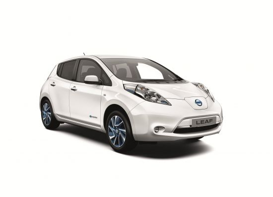 Nissan LEAF Acenta+