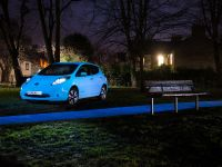 2015 Nissan Leaf Glow-in-the-Dark , 2 of 5