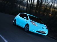 2015 Nissan Leaf Glow-in-the-Dark , 3 of 5