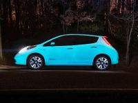 2015 Nissan Leaf Glow-in-the-Dark , 4 of 5