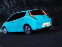 2015 Nissan Leaf Glow-in-the-Dark , 5 of 5