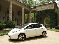 2015 Nissan LEAF, 3 of 9