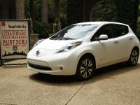 2015 Nissan LEAF, 5 of 9