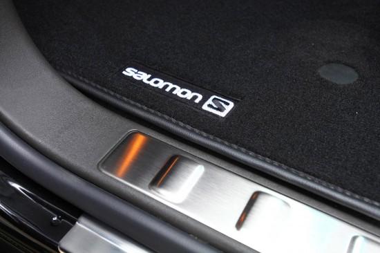 Nissan Navara Salomon Limited Edition