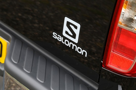 Nissan Navara Salomon Limited Edition