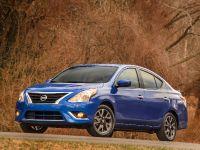 2015 Nissan Versa Sedan , 2 of 10