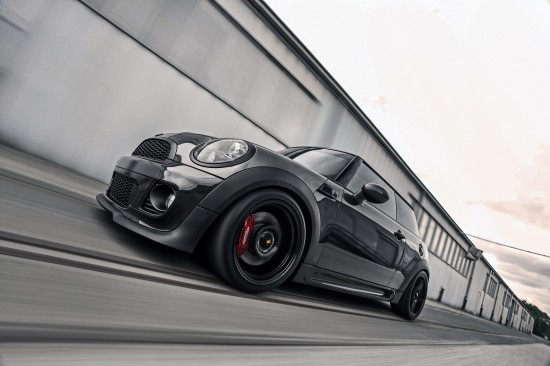 OK-Chiptuning MINI John Cooper Works R56
