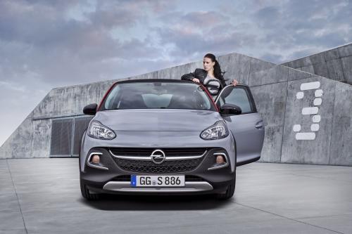 Opel Adam Rocks S показали публике