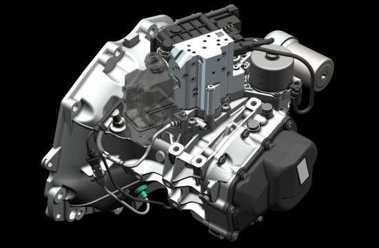 Opel ADAM with Easytronic 3.0