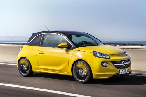Сочетание двух вселенных: Opel Adam Easytronic 3.0