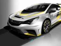 thumbnail image of 2015 Opel Astra TCR Sketches