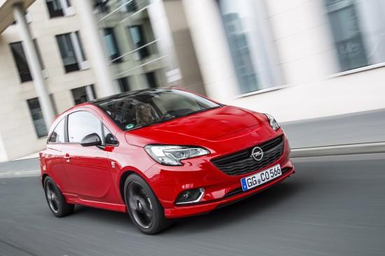 Opel Corsa ECOTEC Turbo