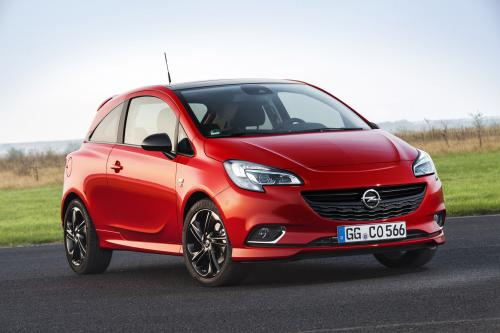 Opel Corsa с новым 150-сильным турбомотором