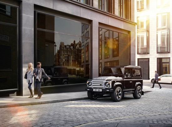 Overfinch Land Rover Defender Anniversary Edition