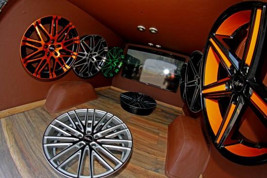 OXIGIN Ford F100 Show Car