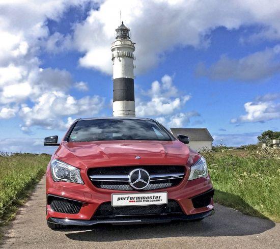 PEC Tuning Mercedes-Benz CLA 45 AMG