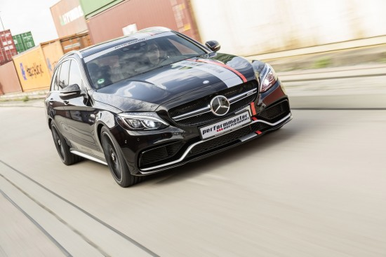 Performmaster Mercedes-AMG C63