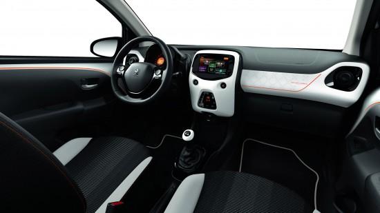 Peugeot 108 Roland Garros Special Edition
