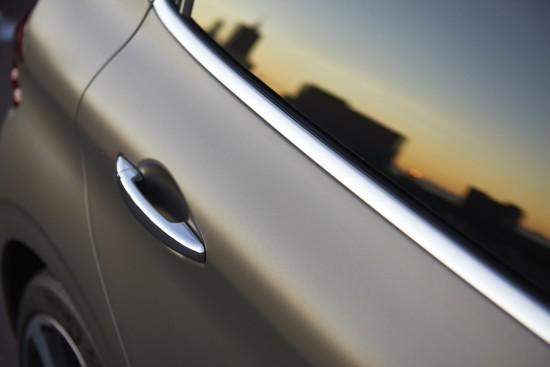 Peugeot 208 Ice Grey