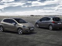 2015 Peugeot 208 Ice Grey , 1 of 14